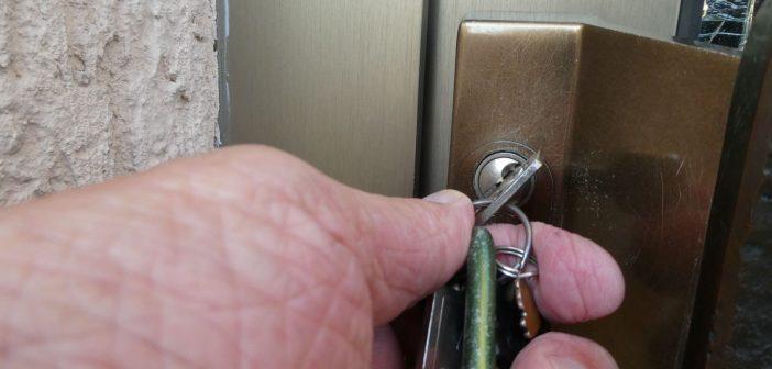 Verletzung Schlüssel