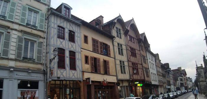 Heimfahrt mit tollem Zwischenstopp in Troyes