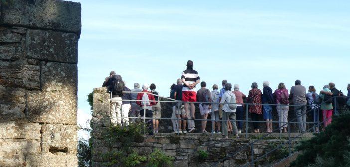Kegelvereine unterwegs in der Bretagne